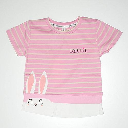 Girls Half T.Shirt