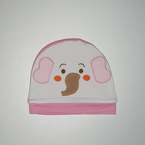 Thin Cotton Cap (Age 3-6 Months)
