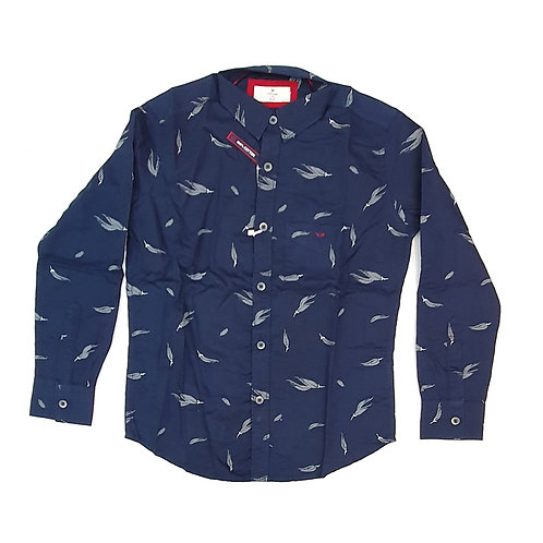 Boys Crimsoune Brand Shirt