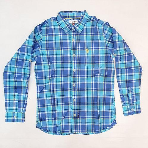 Boys Brand U.S Polo Full Shirt