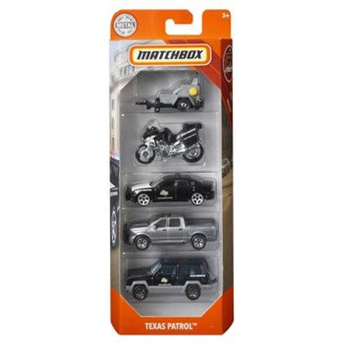 Hot Wheels Matchbox Car Assortment 5 Pc. pack