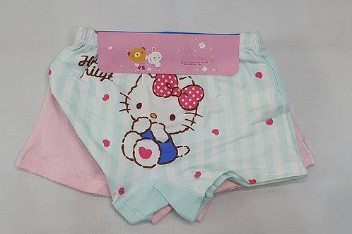 Girls 2 pc Panty pack