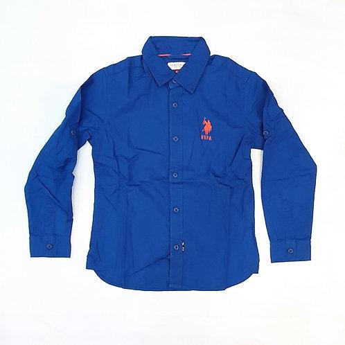 Boys U.S. Polo Brand Shirt