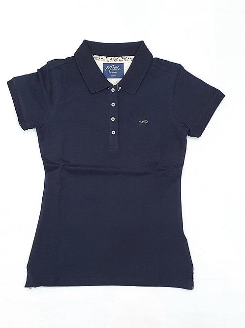 Girls Mettle Brand Polo T.Shirt