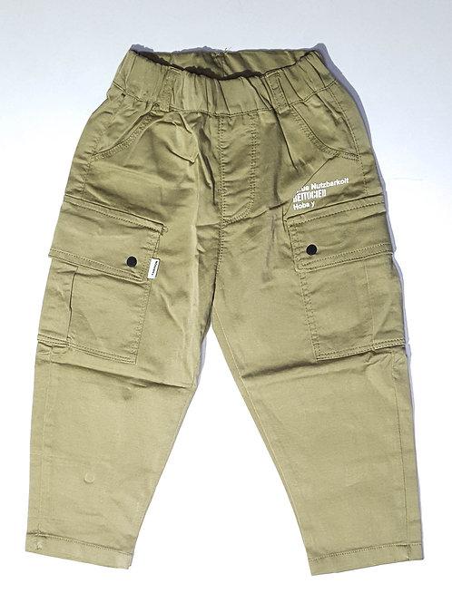 Boys Full Cotton Pants