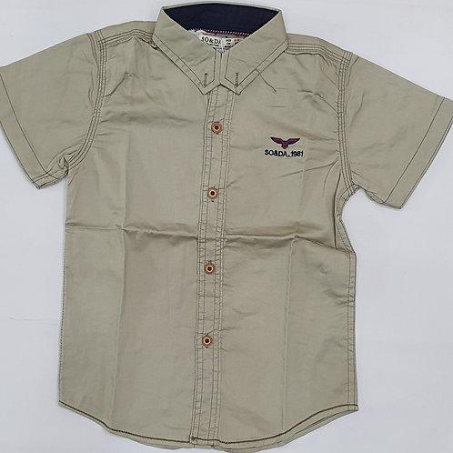 Boys Half Shirt