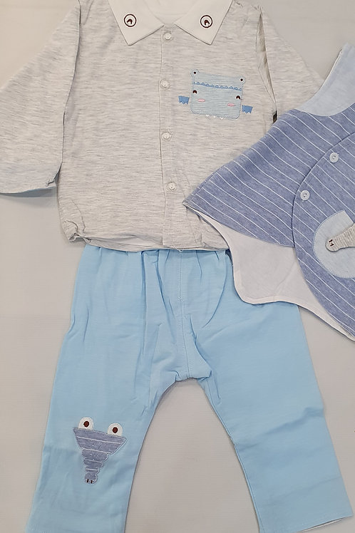Toddlers Boys 3 pc set