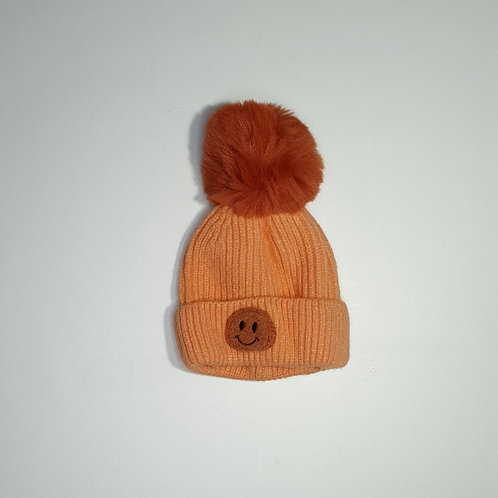 Woolen Cap With Inner Lining (1-2 Years)