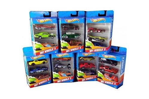 Hot Wheels Car (3 Car Pack)