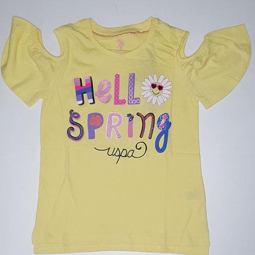 Girls US Polo T-shirt