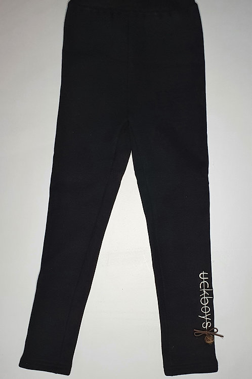 Girls Thick Leggings (With Inner Fur)