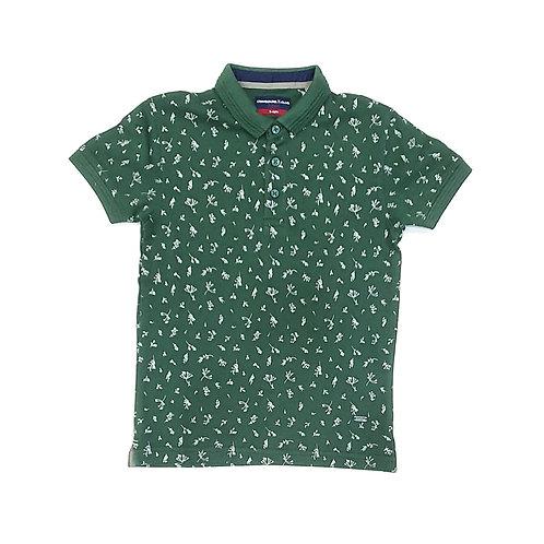 Boys Crimsoune Club Brand T.Shirt