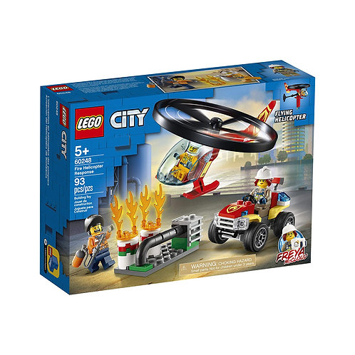 LEGO City Fire Helicopter