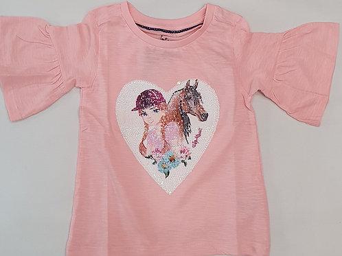 U.S. Polo Assn. Girls Tshirt