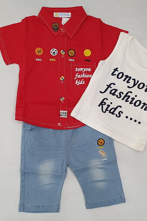 Toddler Boys set