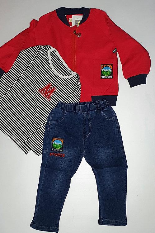 Infants Thin Three Piece Set