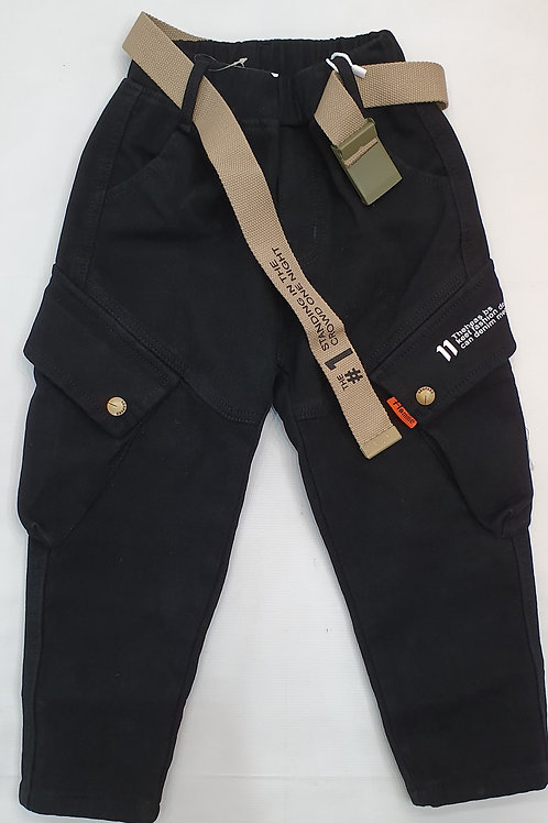 Boys pants with inner lining