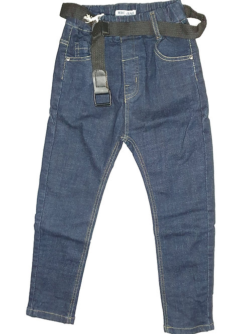 Boys Denim Pants (With Inner Lining)