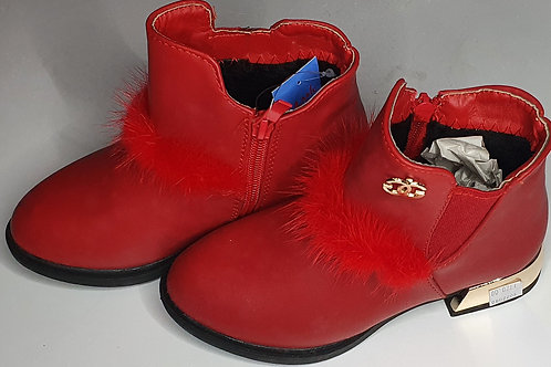 Girls Boots With Inner Fur
