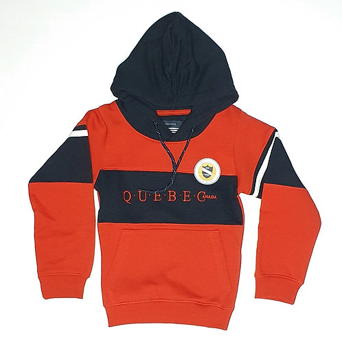 Boys Octave Brand Full Thick Hoodies  (With Inner Fur)