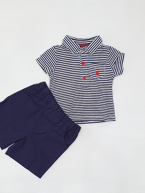 Infants/ Toddlers boys T.shirt and H.Pant set