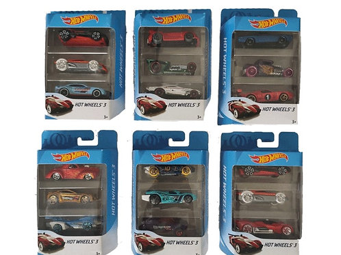Hotwheels 3 Car – Set