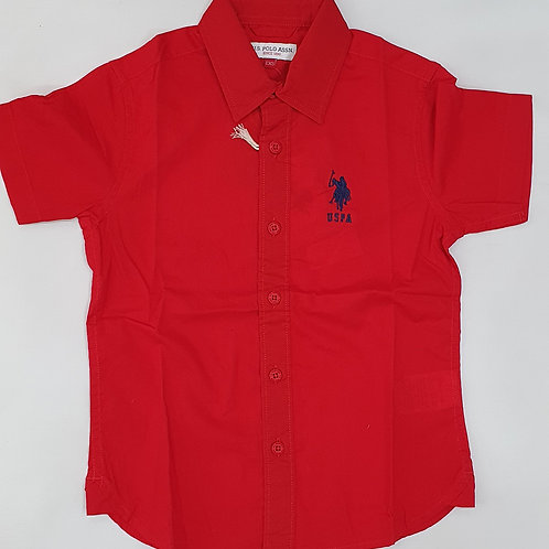 Boys US Polo Half shirt