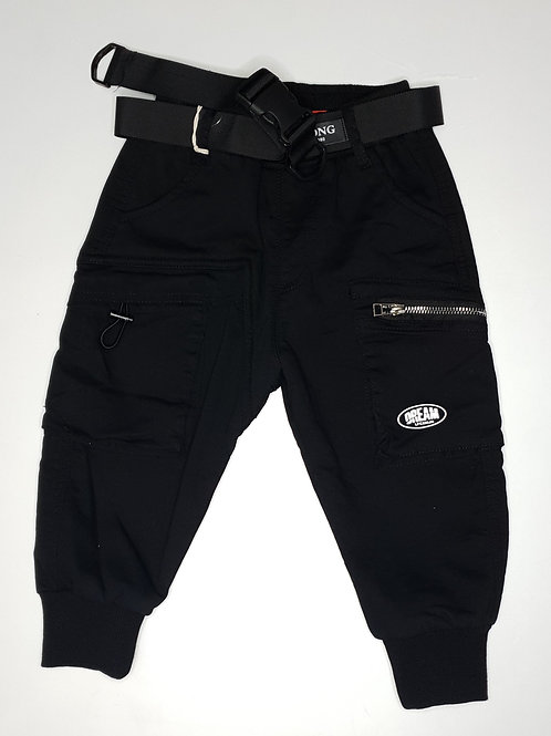 Boys Thick Joggers Style Pant (With Inner Fur)