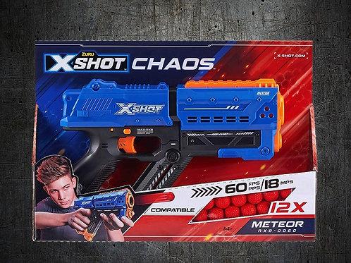 X-Shot Chaos Meteor Dart Ball Blaster