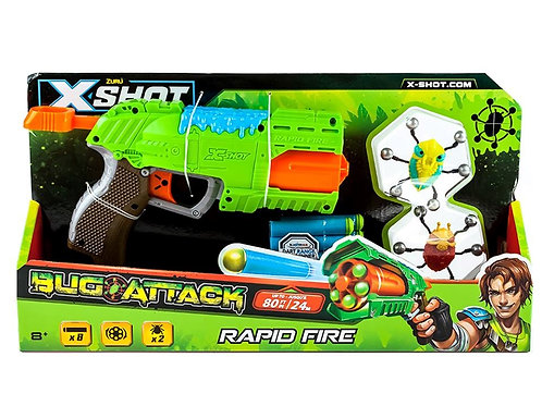X-Shot Bug Attack Rapidfire