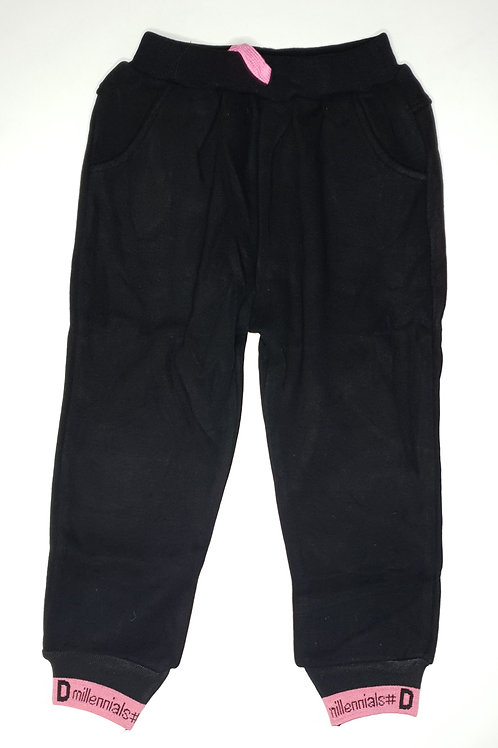 Boys Thick Joggers Style Trouser (With Inner Fur)