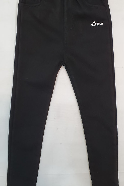 Girls Pant With Inner Fur