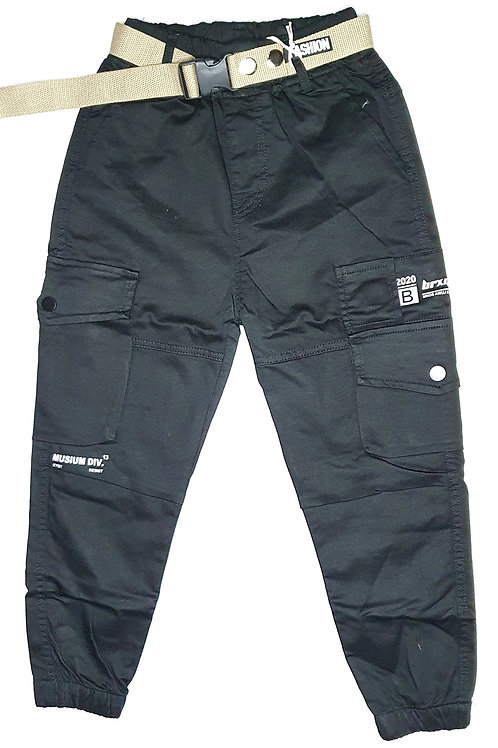 Boys Jogger Pants (With Inner Lining)