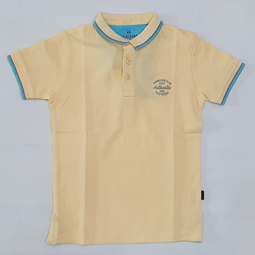 Boys Crimsoune Club Brand Polo Shirt