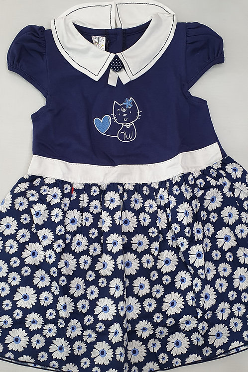 Toddlers Girls Cotton Frock
