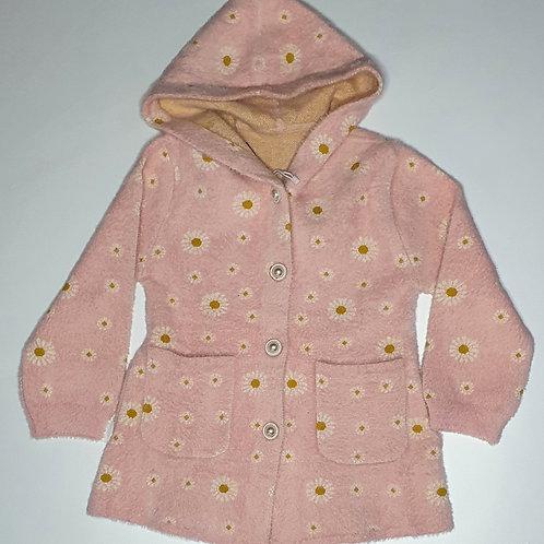 Girls Long Woolen Coat