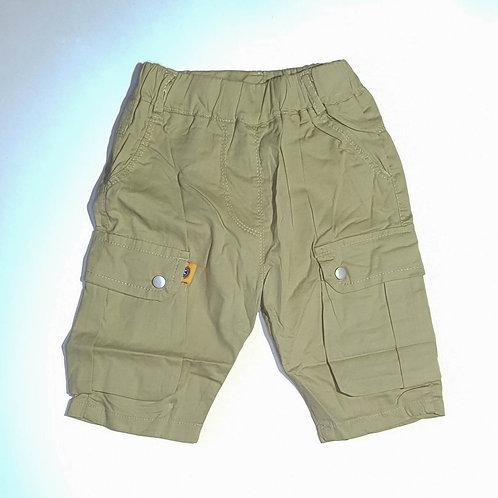 Boys Half Cotton Pants