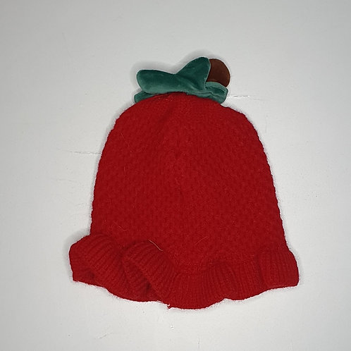 Woolen Cap With Inner Lining (Age 3-9 Months)
