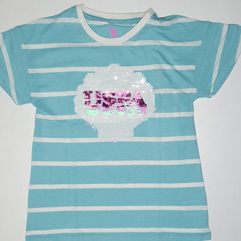 Girls US Polo T-shirt