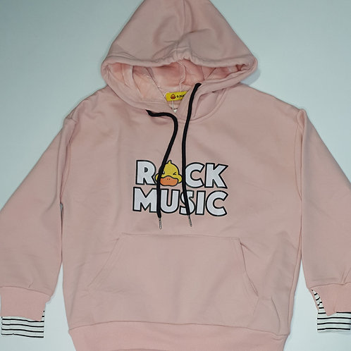Girls Hoodie (Thick With Fur)