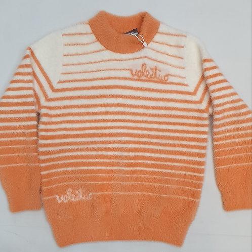 Girls soft sweater