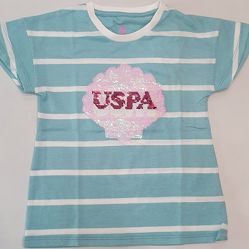 U.S. Polo Assn. Girsls Tshirt