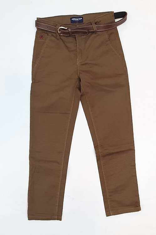 Boys Crimsoune Club Brand Cotton Pants