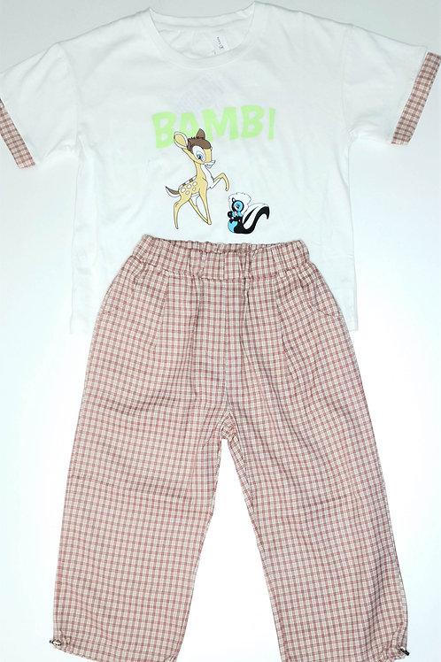 Girls T.Shirt and Pant Set
