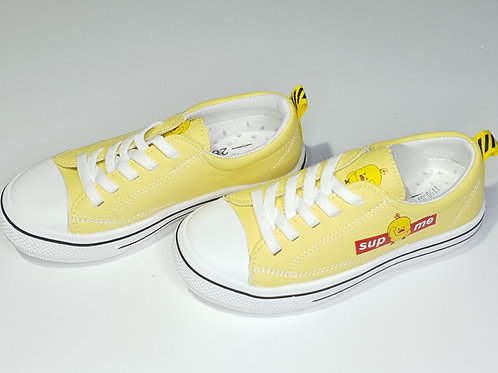 Girls Converse Style Shoes