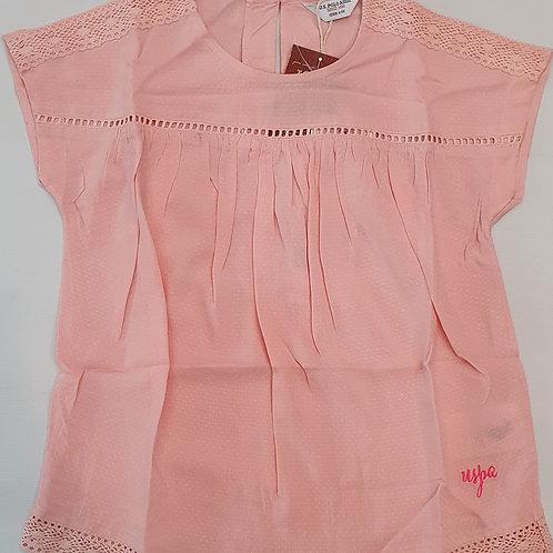 U.S Polo Assn. Girls Tshirt