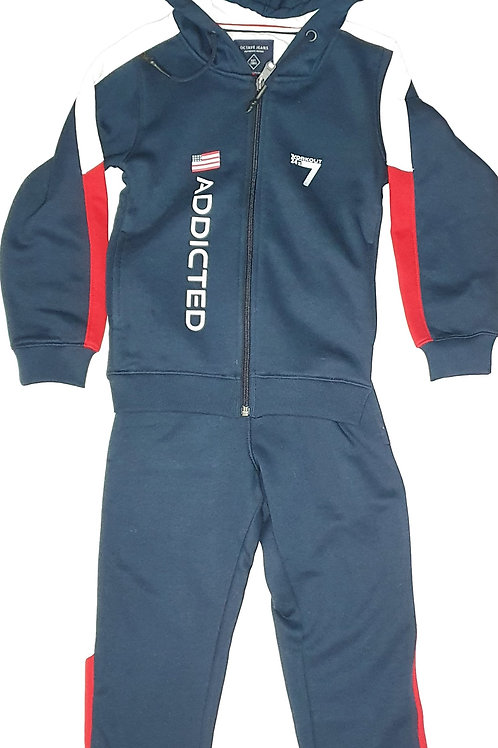 Boys Tracksuit Set Octave Brand (Thick With Fur)