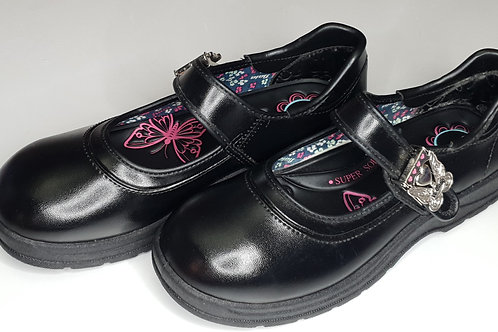Girls Bata School Shoes (big)