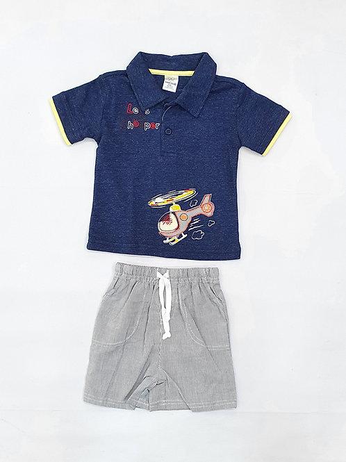 Toddler Boys T.Shirt and H. Pant set