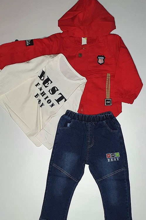 Infants Thin Three Piece Set